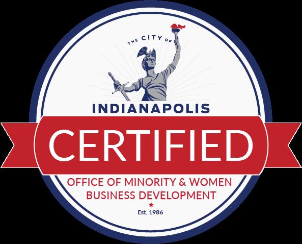 Indianapolis Office of Minority & Women Business Development certification